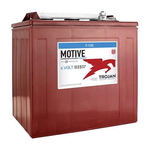 6 Volt Electric Golf Cart Battery