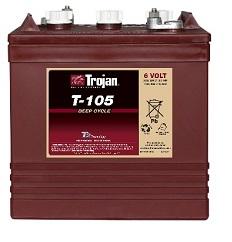 T 105 Battery