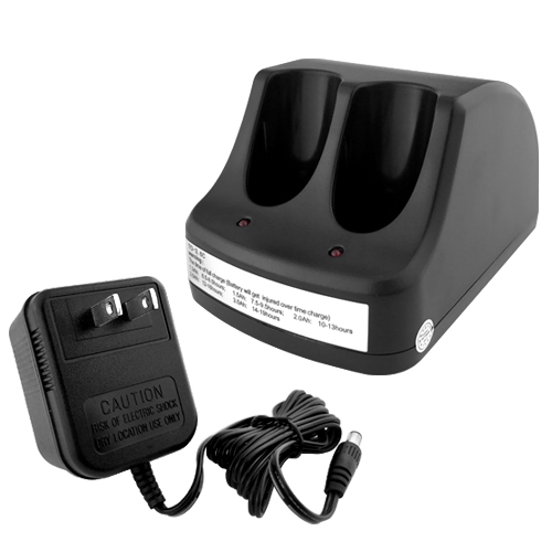 Replacement for Black & Decker Versapak® 3.6v Charger - Vp142