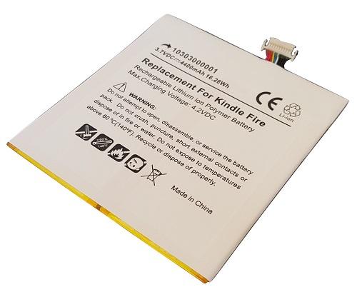 Kindle Fire D01400 Tablet Battery