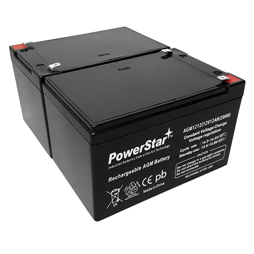 RBC6 REPLACEMENT BATTERY KIT