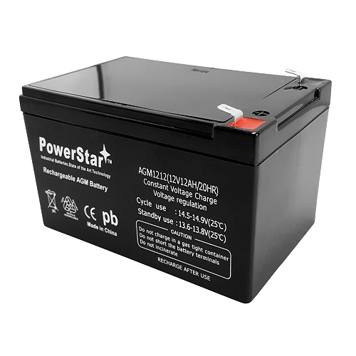 RBC6 REPLACEMENT BATTERY KIT 2