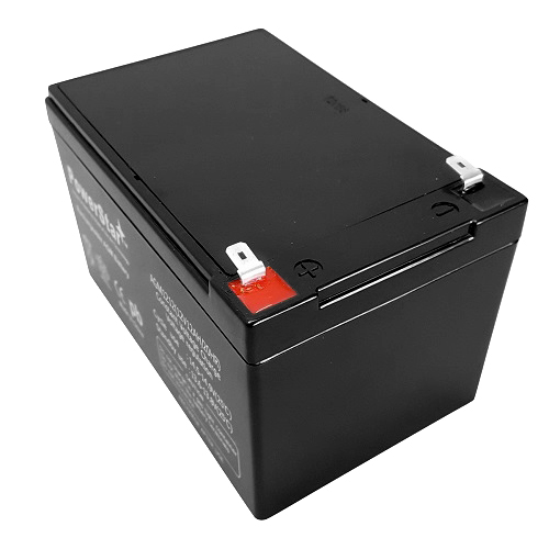 PowerStar Replacement Battery for i-Zip l-750 Electric Scooters 3