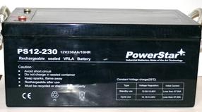 PowerStar 4D SLA AGM Battery 12v 200ah