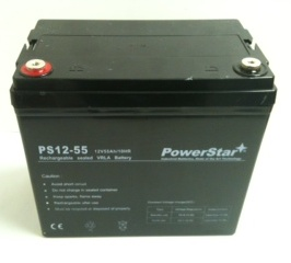 PowerStar Sealed Lead Acid AGM Battery, 12V, 55AH 22NF at Sears.com