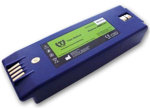 Cardiac Science AED battery BJ-AM9141 by Tank Brand