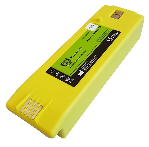 PowerHeart G3 (Yellow) Replacement AED Battery (Class 9)