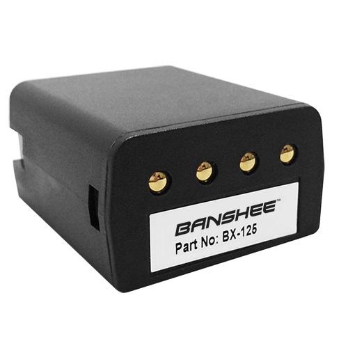 10v@1500MAH Battery for Bendix King Relm Radio K0125E KR0105 KR0105E KX99 KS99D