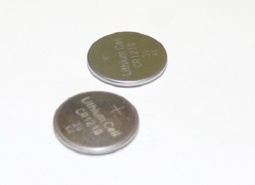 2- New-Lithium Battery-3V-cr1216 -DL1216-280-208 -5034LC Fast Shipping