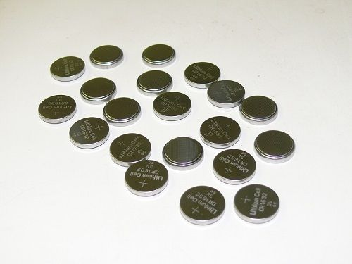 20 pcs Replacement Energizer CR 1632 ECR1632 1632 BR1632 CR1632 3V Lithium Coin Battery