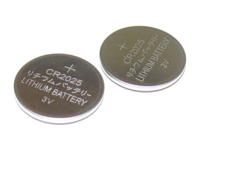 2025BP-2 Lithium Button Cell Battery (2 Count)