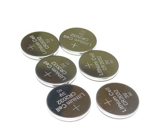 6 Pcs NEW Tank Brand  CR2032 CR 2032 Batteries 3V Lithium battery