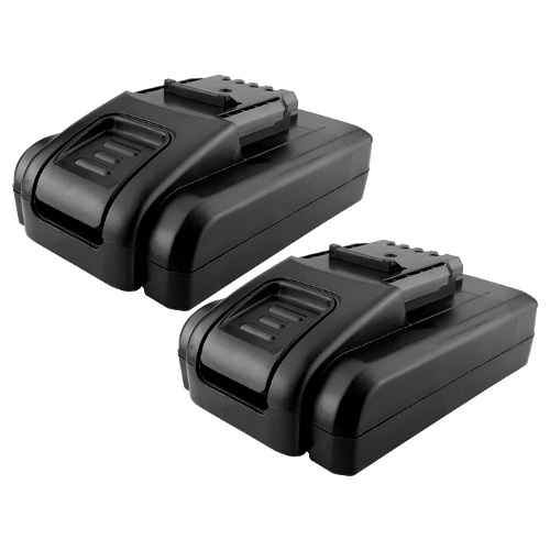 2x - 20v Li-Ion Power Tool Battery(s) Fit & Replaces WORX Models - WA3528 WX166