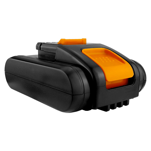 2PACK of Worx Replacement Cordless Power Tool Battery(s) - 16V @ 2000mAh Li-Ion 1