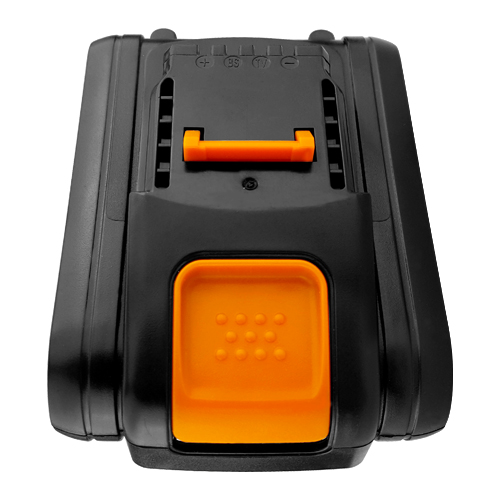 2PACK of Worx Replacement Cordless Power Tool Battery(s) - 16V @ 2000mAh Li-Ion 4