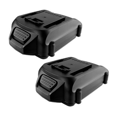 2x - 18V Lithium-Ion Battery(s) Replace WORX/Rockwell 18 Volt Power Tool Battery