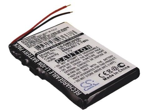 361-00025-00 Battery for Garmin Edge 305 GPS Cycling Computer 010-00447-30