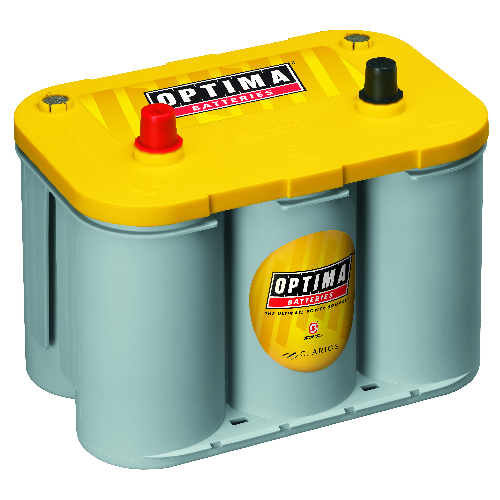 Optima Batteries YELLOWTOP Battery Group D34 750 CCA Top Post - 8012-021