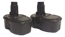 18V 1300mAh DEWALT DE9096 DE9098 Power Tool Battery