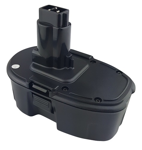 18 Volt 1300mAh Dewalt DE9095 DE9096 DE9098 Battery