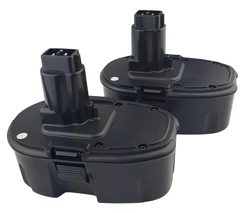 Replacement Battery for Dewalt 18v