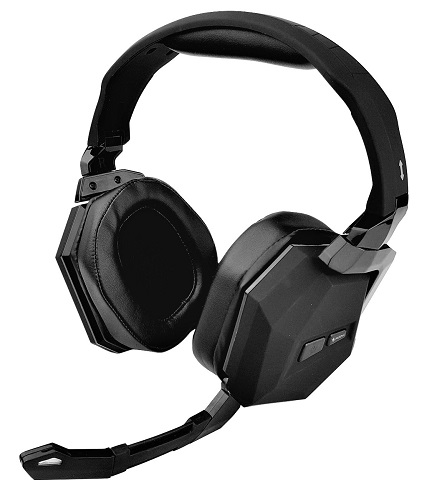 2 4g Wireless Gaming Headset For Xbox One Xbox 360 Ps4 Ps3 Pc Ships From Us