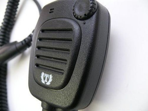 WATER PROOF SPEAKER MIC FOR KENWOOD TK3180 TK380 TK2180 TK480 TK481KMC-25
