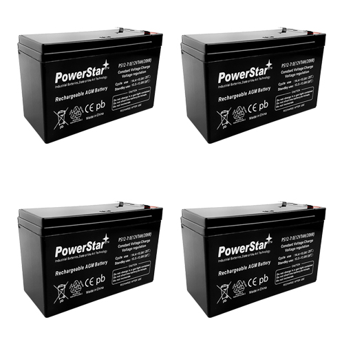 APC Smart UPS 1000R2BX120 Replacement Batteries