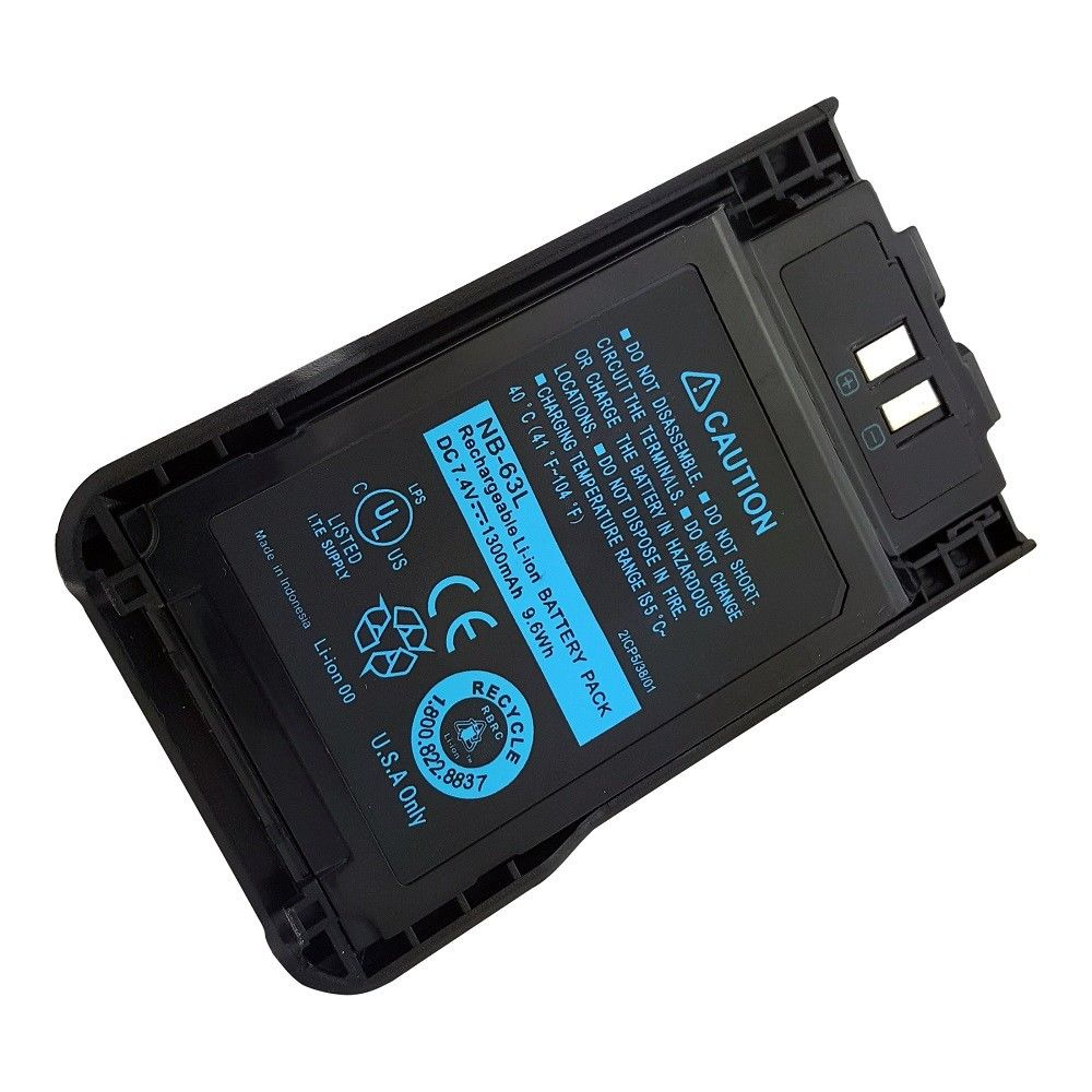 KNB-65L Li-ion Battery For Kenwood KNB-63L TH-K40A TK-3000 TK-U100 Handheld