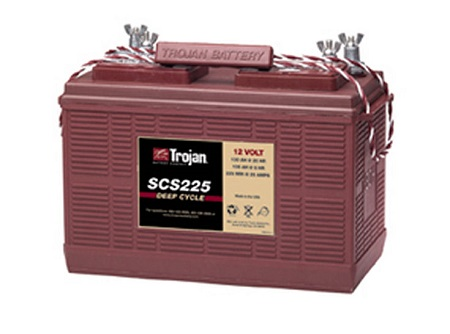 Trojan SCS225 Marine/RV Series 12V Battery