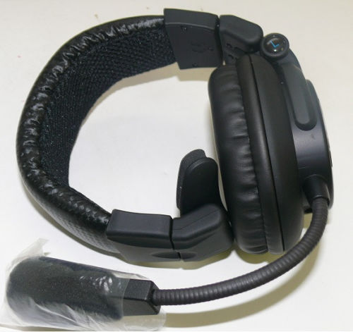 Replacement for Vocollect SR30-T Speech Recognition Headset
