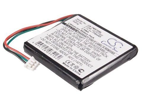 GPS Equipment Battery for Tom Tom AHL03706001 AHL03707002 VF9B 770mAh 3.7V Li-io