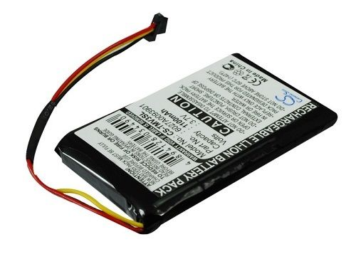 NEW Battery for TomTom XL IQ V3 GPS 3.7V 1100mAh 6027A0093901 Ships from USA