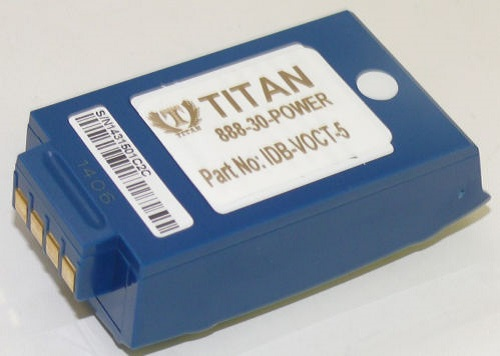 Tank Brand  Replacement for Vocollect A500 Battery