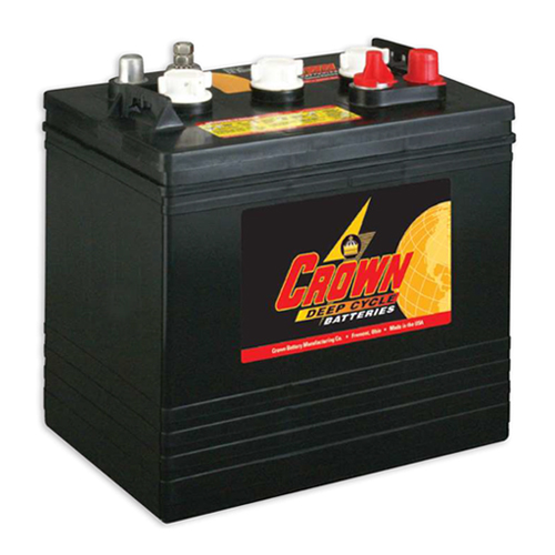 Crown Replacement for Trojan T105 6 Volt Battery