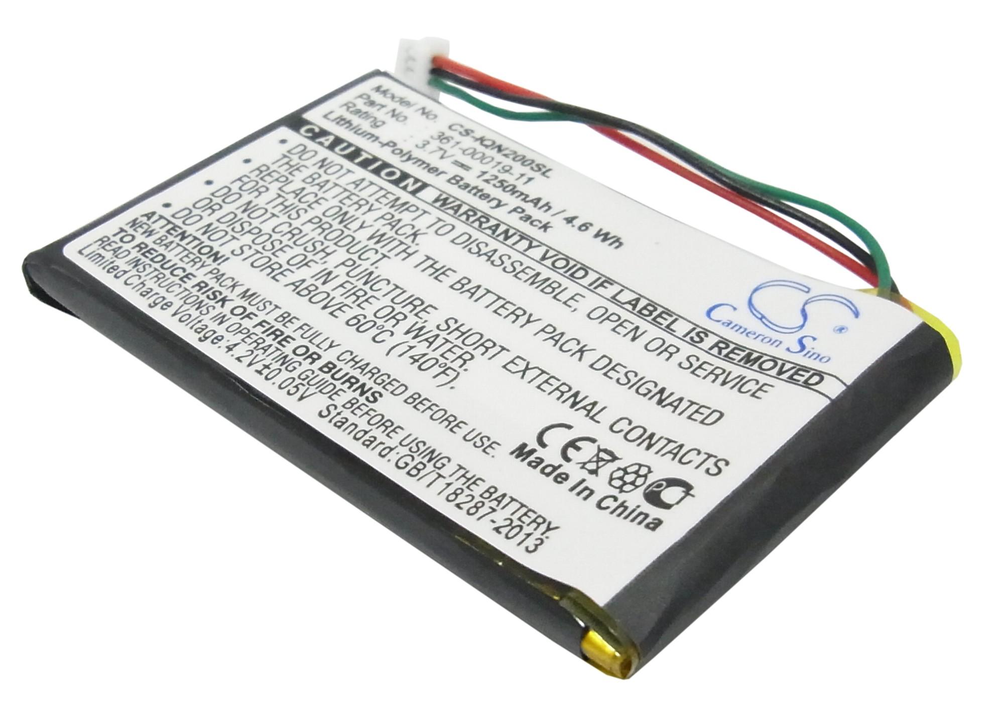 Battery for Garmin Nuvi 255, 255T, 255W, 260, 260W, 270-2 Year Warranty-US STOCK