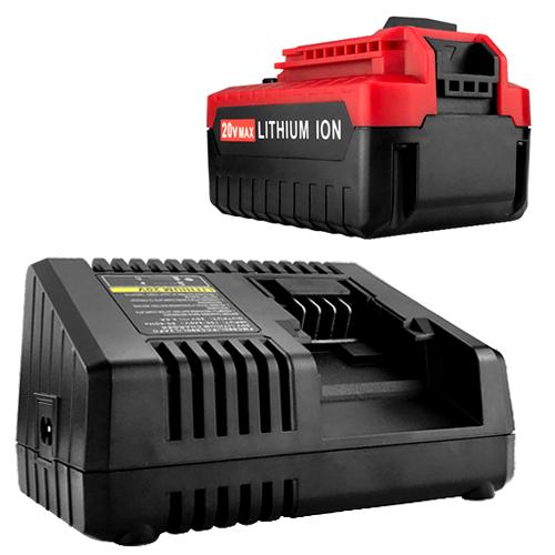 Replacement Tool Battery For Porter Cable 20 Volt Pcc685l Pcc685lp Pcc680l Pcc682l Pcc600 Charger