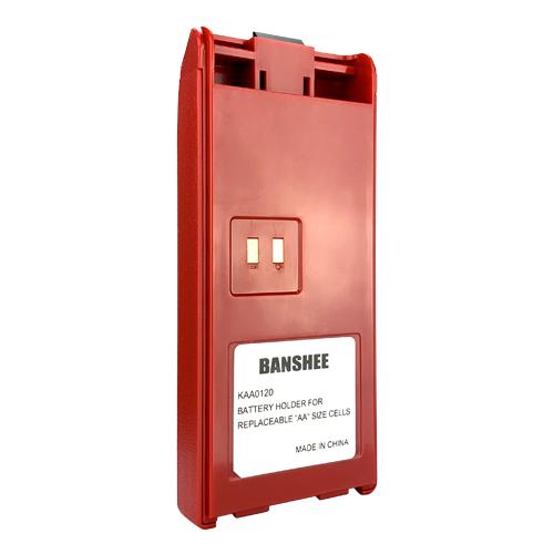 Bendix King KAA0120 AA Battery Red Clamshell