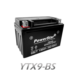 YTX9-BS Battery