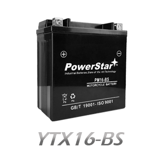 YTX16-BS Battery