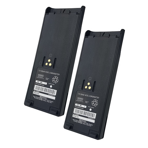 2x NTN7143 NTN7144 Battery for Motorola HT1000 HT6000 MTS2000 MT2000 MTX9000